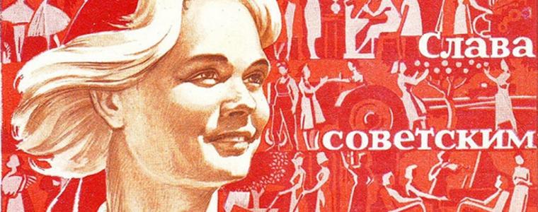 Rusça Dünya Kadınlar Günü Kutlaması